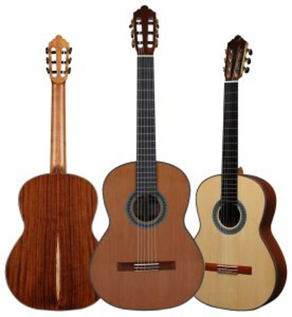 Wolfgang Jellinghaus - Modell Signature double top - cedar top, case included.