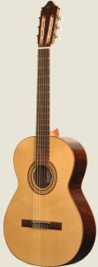 Camps and Hermanos Camps - Signature Models - M-1-S Top in solid Spruce