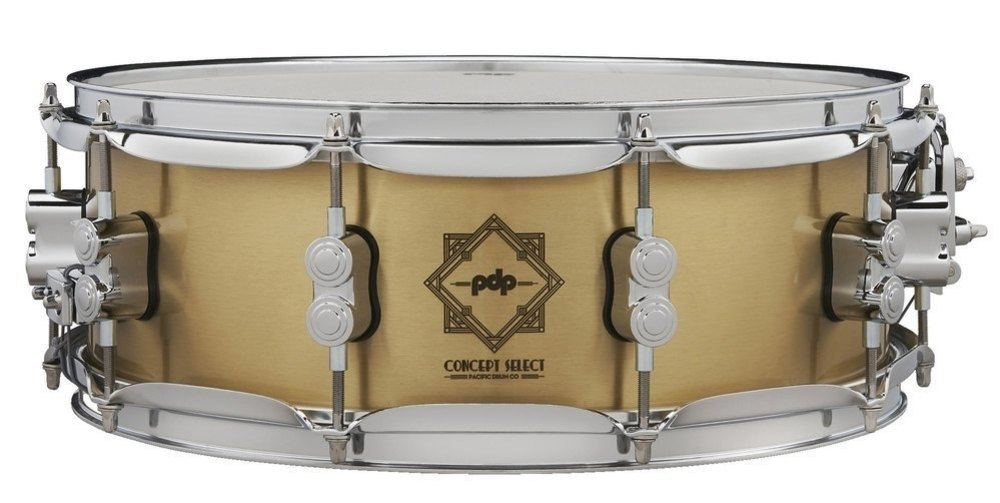 PDP by DW Snare Drum Concept Select  Seamless Bronze