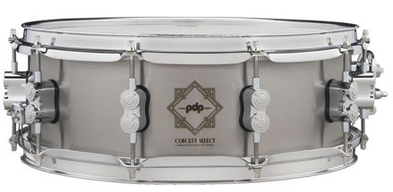 PDP by DW Snare Drum Concept Select - Seamless Steel