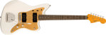 Squier Classic Vibe Late '50s Jazzmaster, Laurel Fingerboard, Gold Anodized Pickguard, White Blonde