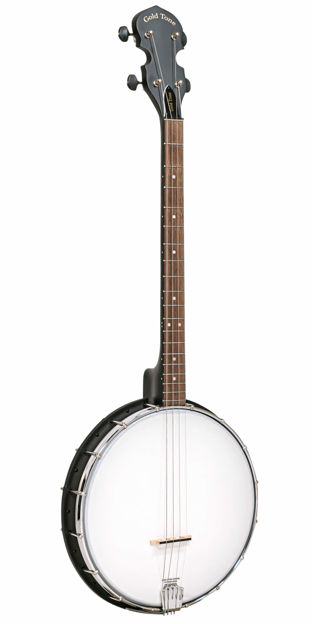 Gold Tone Ac-4 Acoustic Composite 4-String Openback Tenor Banjo For Left Hand Players