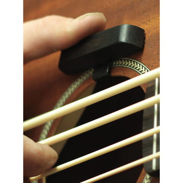 Gold Tone Microbass Thumb Rest