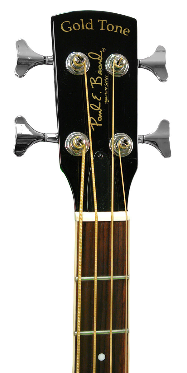 Gold Tone Paul Beard Signature Series Resophonic Bass For Left Hand Players