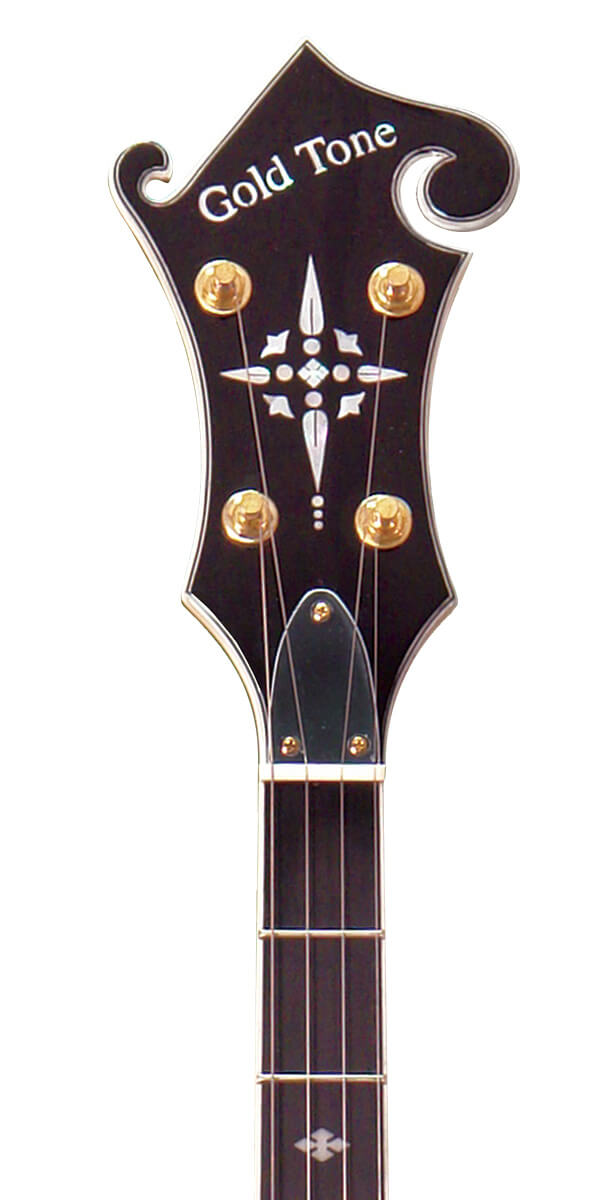 Gold Tone Ebm-5 Electric Solidbody 5-String Banjo For Left Hand Players