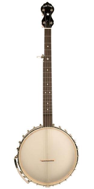 Gold Tone Cc-Ot/P Beginners Openback Banjo Package For Left Hand Players (With Planetary Tuners)