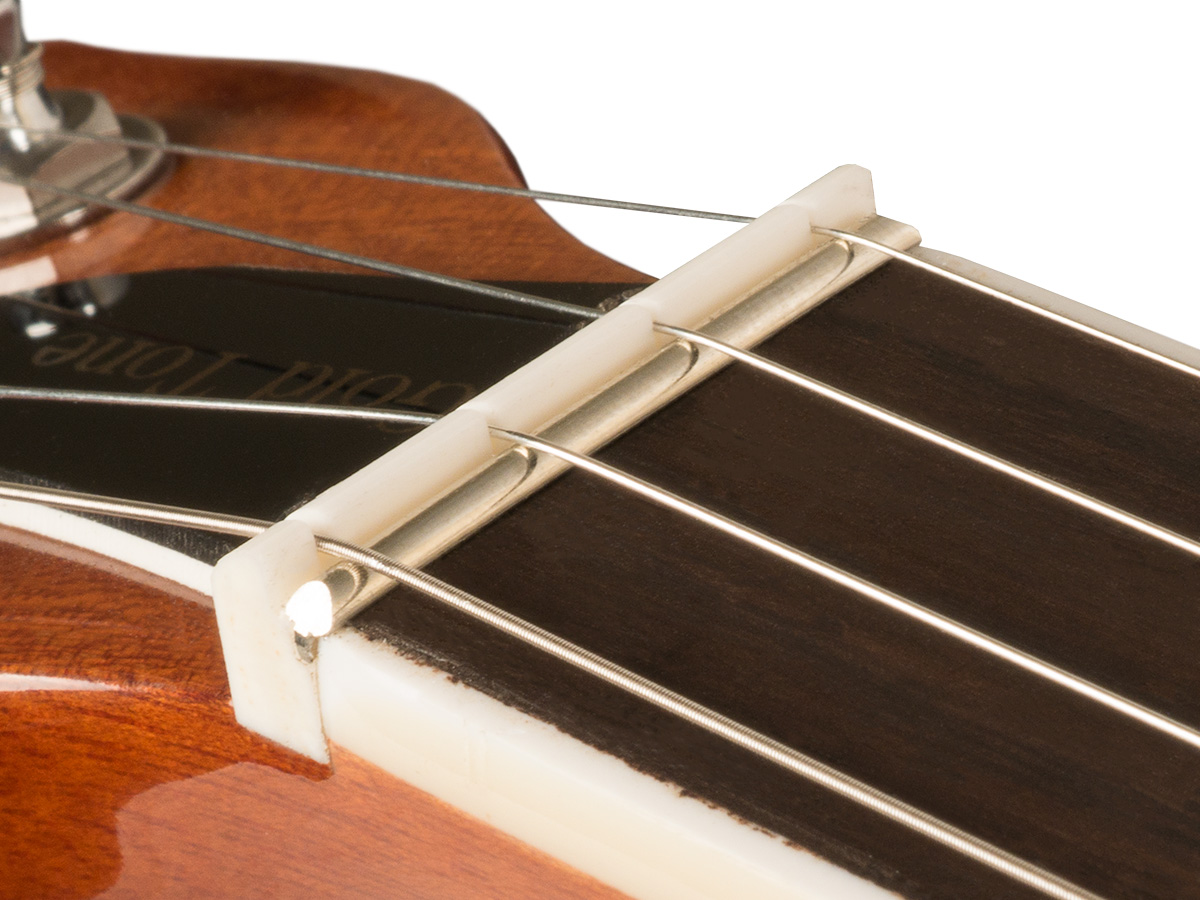 Zero Glide Banjo Replacement Nut- Slotted