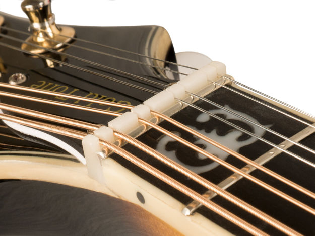 Zero Glide Mandolin Replacement Left Handed Nut- Slotted