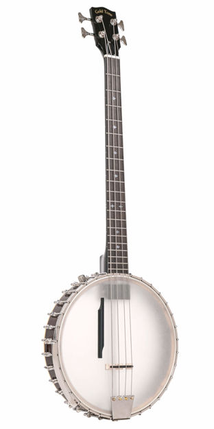 Gold Tone Full Scale Banjo Bass For Left Hand Players