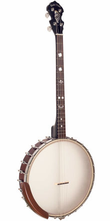 Gold Tone 4-String Irish Tenor Openback Banjo With 19 Frets For Left Hand Players