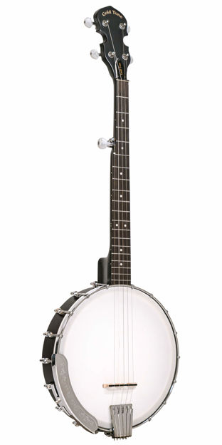 Gold Tone Cc-50tr Short Scale Travel Banjo For Left Hand Players