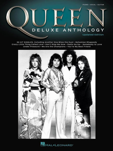 Queen - Deluxe Anthology (Updated Edition) - Piano/Vocal/Guitar