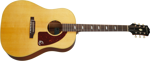 Epiphone Texan Made In USA Antique Natural