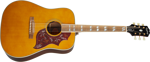 Epiphone Hummingbird All Solid Wood Aged Natural Antique Gloss