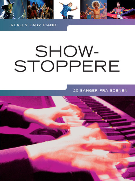 Really Easy Piano Showstoppere